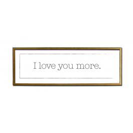 I Love You More (Charming)