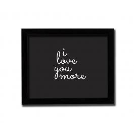 I Love You More (Cute)