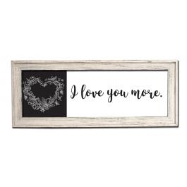 I Love You More (Heart)