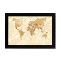 World Map (Antique)