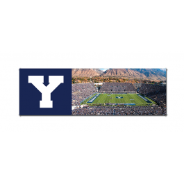 BYU, Stadium View (Print Only)
