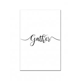 Gather (Print Only)