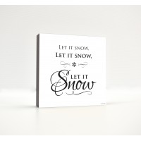 Let it Snow (Fancy)